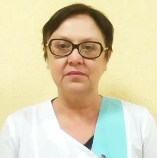 Бескровна Лариса Борисівна