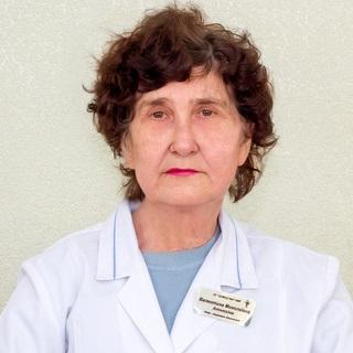 Антюхіна Валентина Миколаївна