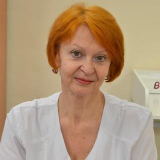Михайлова Валентина Іванівна