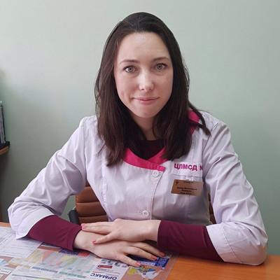 Какарук Ірина Василівна