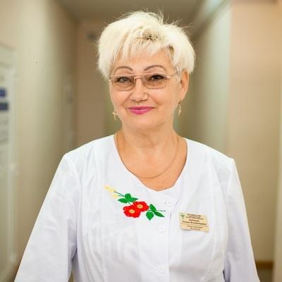 Ларіонова Тетяна Володимирівна