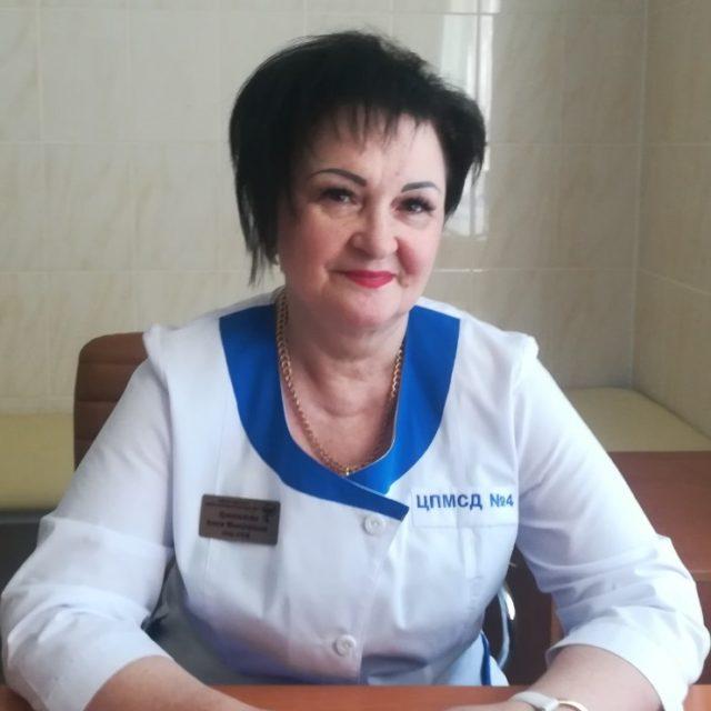Кряталова Інеса Миколаївна