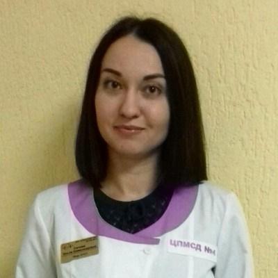 Сичова Ольга Олександрівна