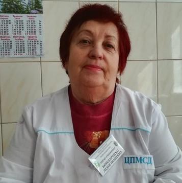 Бондаренко Лідія Іванівна