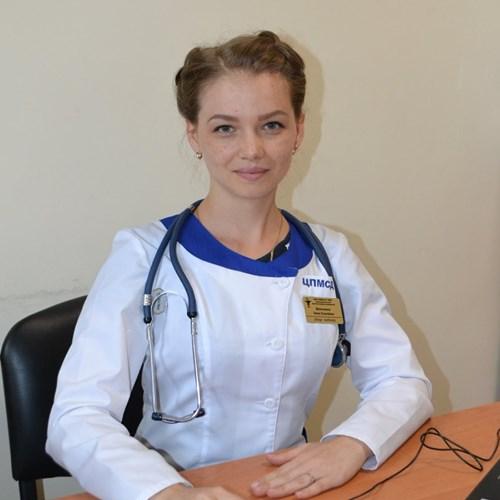 Шевченко Інна Олегівна